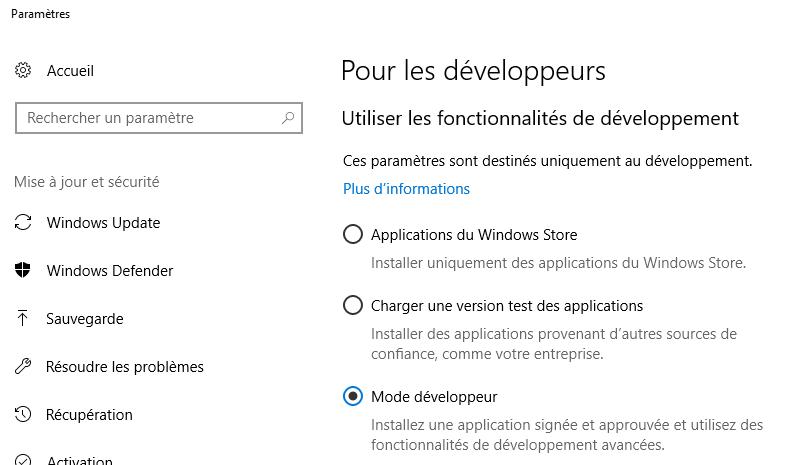 linux subsystem windows 10 ssh