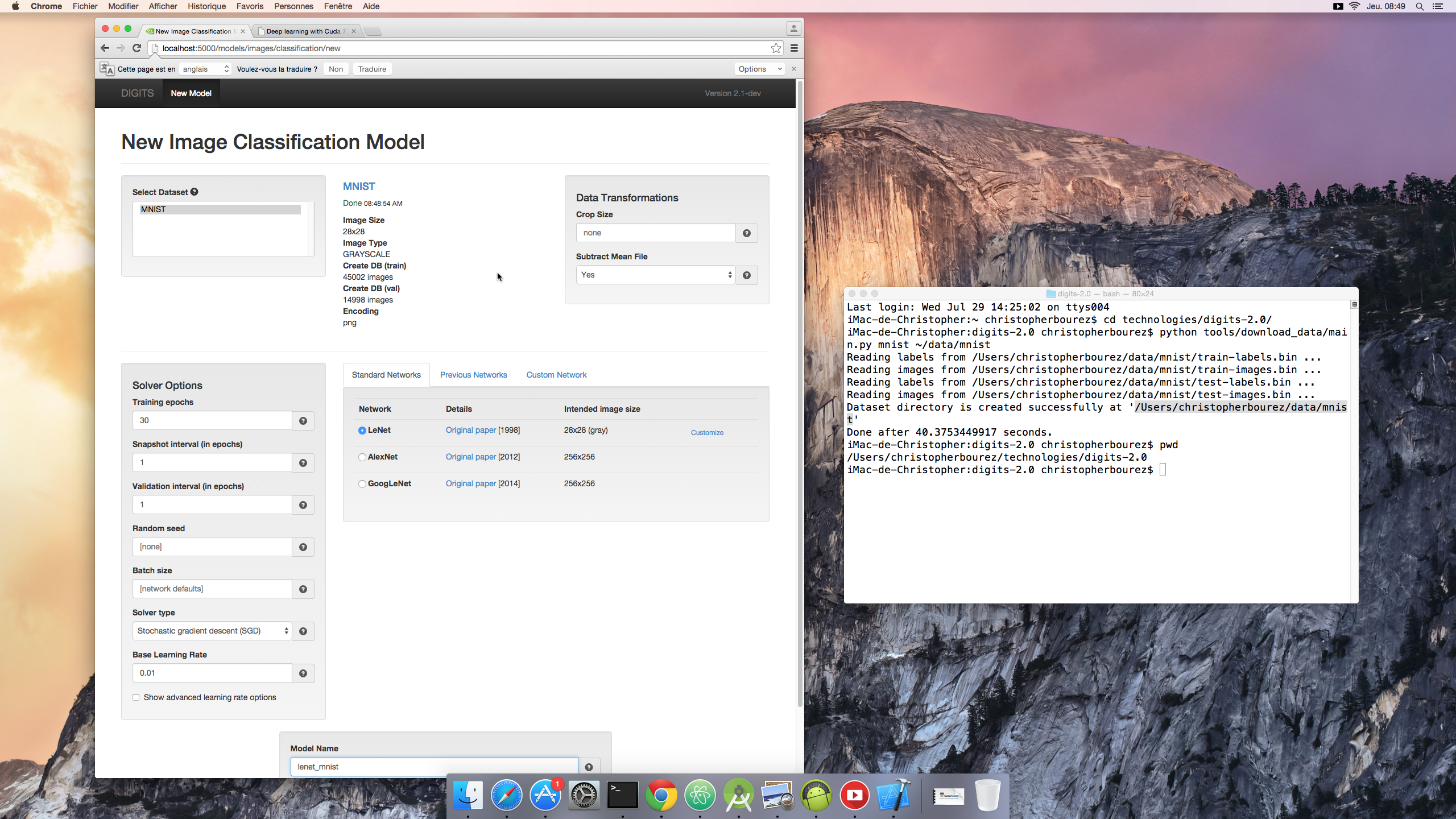 pip install numpy mac os x